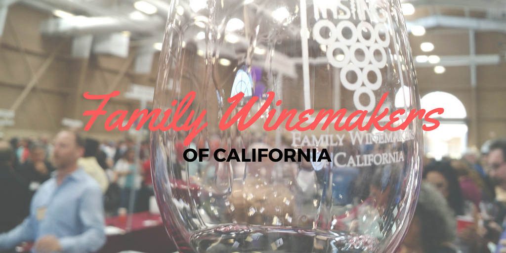 Family Winemakers Tasting Event in San Diego