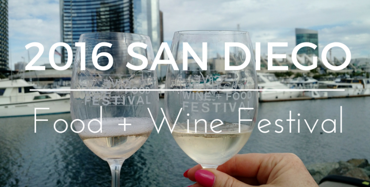 2016 San Diego Food Wine Festival