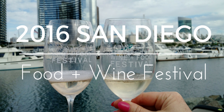 2016 San Diego Bay Food & Wine Grand Tasting Highlights
