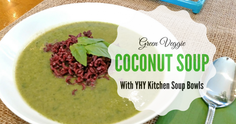 Green Coconut Soup