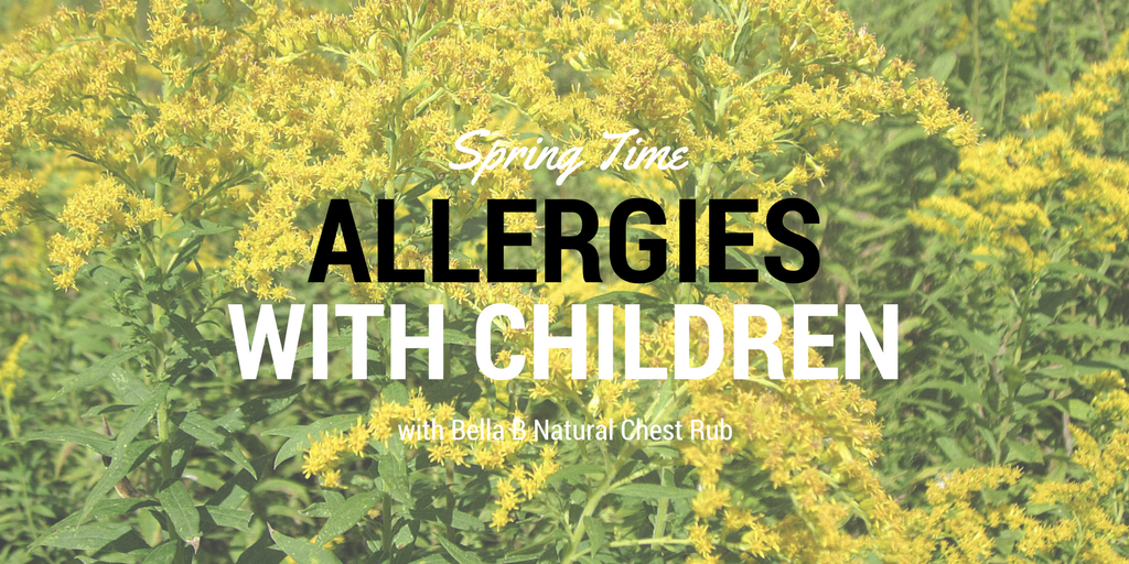 Spring Time Allergies with Young Children