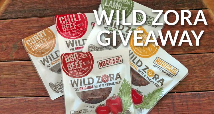 Win a Case of Wild Zora!