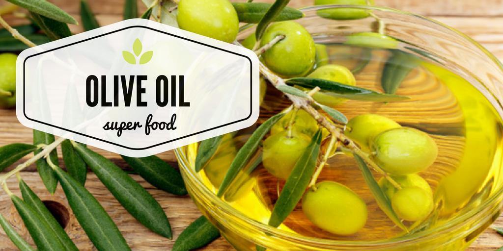 Olive Oil the Mediterranean Super Food?