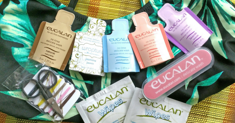 Eucalan Getaway Gang Packs for Summer