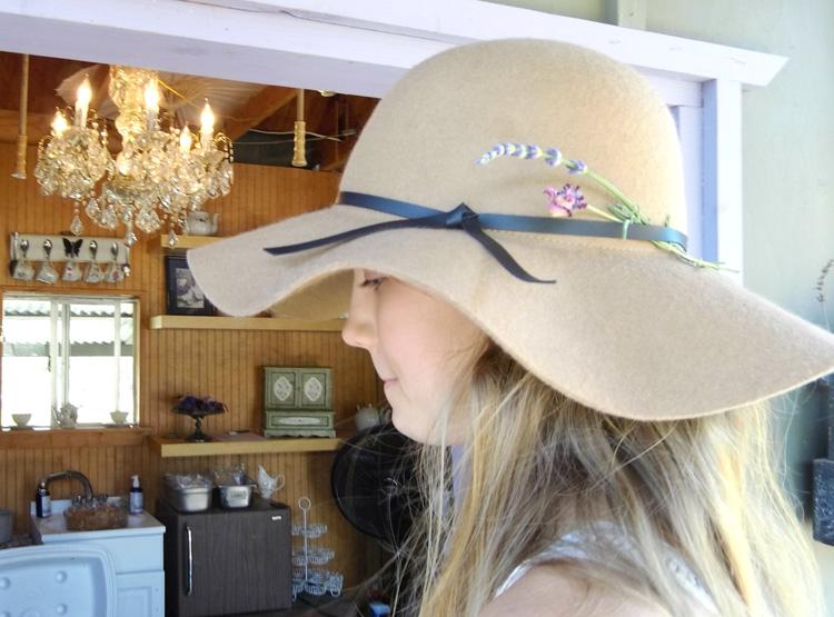 lavender tea house