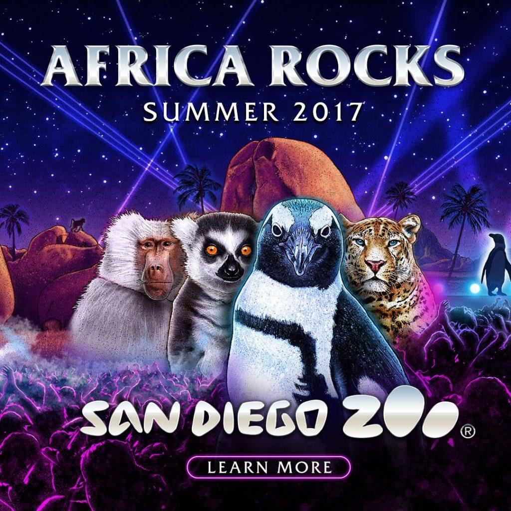 Africa Rocks San Diego Zoo