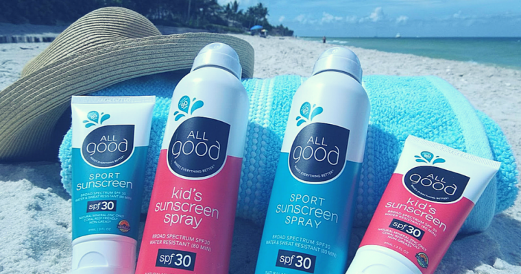 ALL good Sunscreens: Save your skin & save the planet!