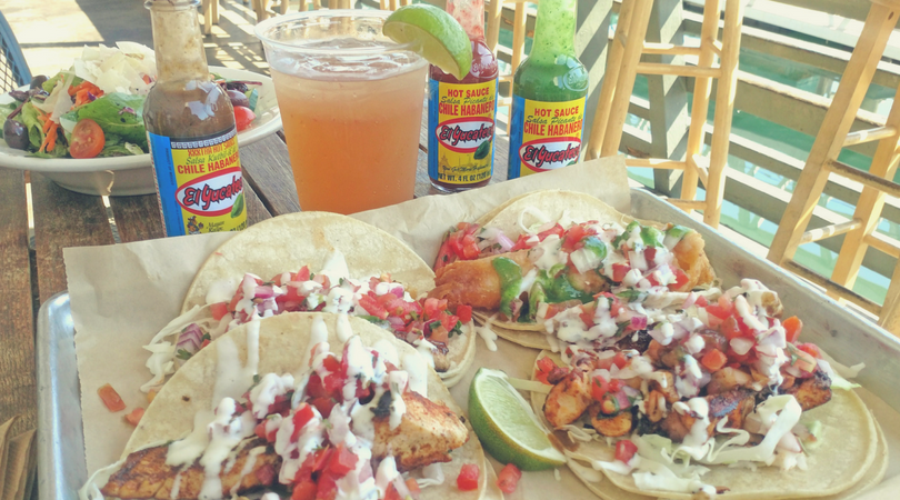 Going Native with Fish Tacos & El Yucateco®