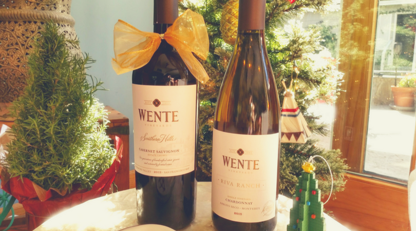 Wente Vineyards Wine Makes a Great Hostess Gift