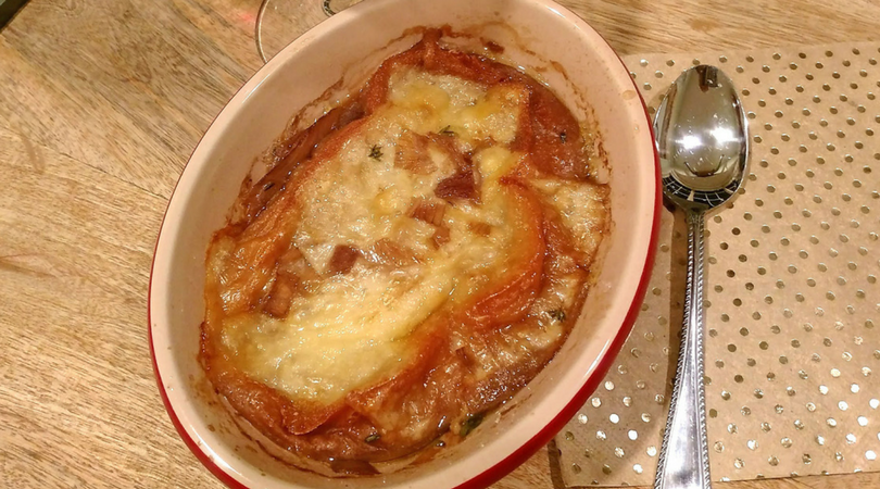 French Onion Soup Instant Pot Recipe