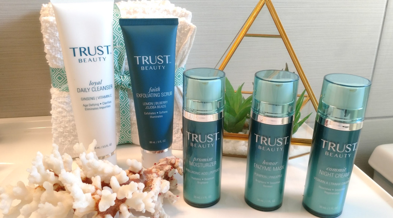 TRUST Beauty Skincare Review