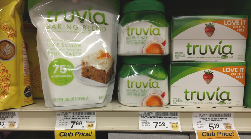 Truvia® at Vons
