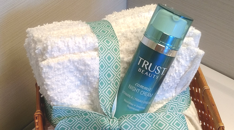 TRUST Beauty Night Cream