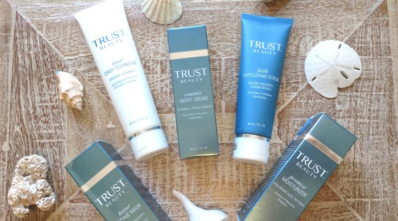 promo code TRUST beauty