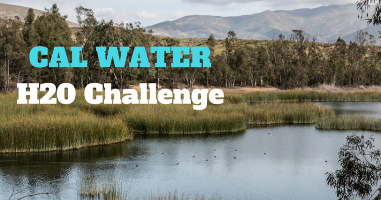 Cal Water H2O Challenge's Classroom Challenge for California Classrooms