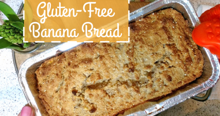 Gluten-Free Banana Bread Inspiration from Grocery Outlet's Healthy NOSH Section