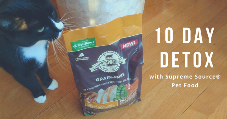 Evil Skippy's 10-Day Detox with Supreme Source® Pet Food