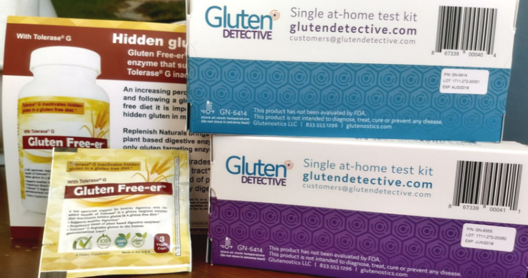 Gluten Allergy Test & Remedy