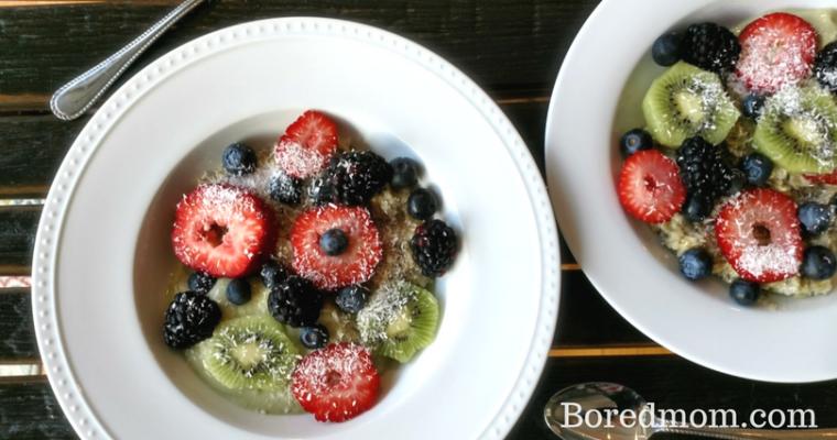 Low Sugar Breakfast Ideas