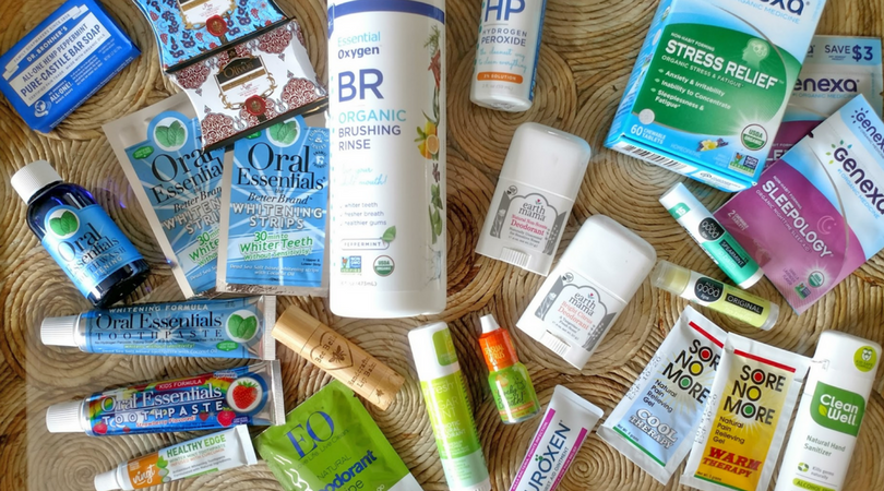 ExpoWest: My Natural Personal Care Favs