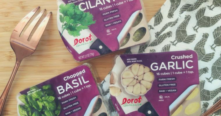 Dorot Gardens Farm Fresh Herbs Always Available