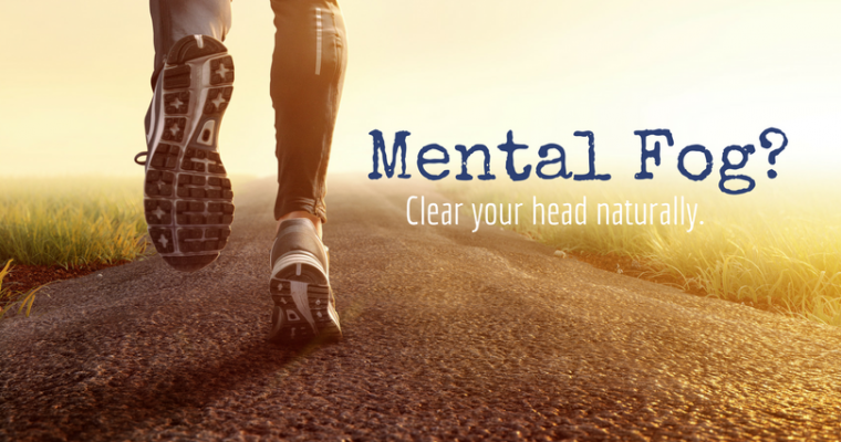Mental Fog? Here's 6 Natural Ways to Stay Sharp