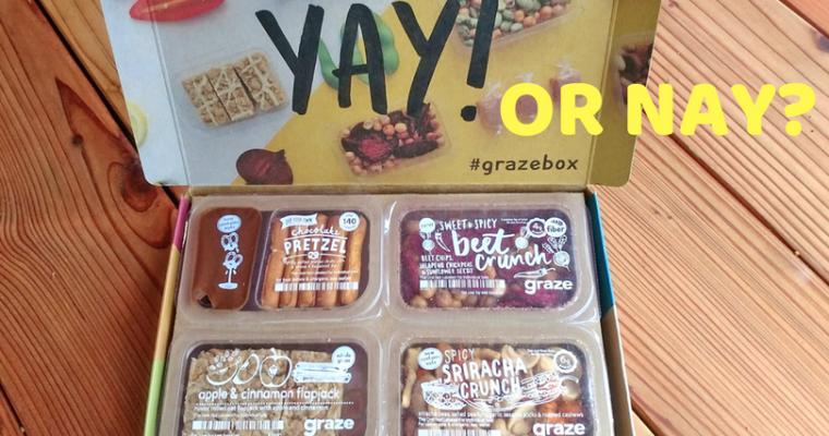 Graze Box Cost Analysis