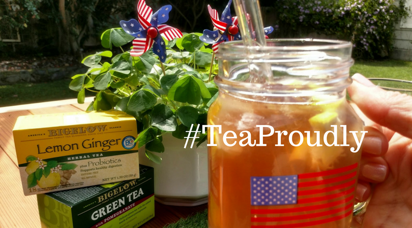Summer Entertaining With Bigelow Tea