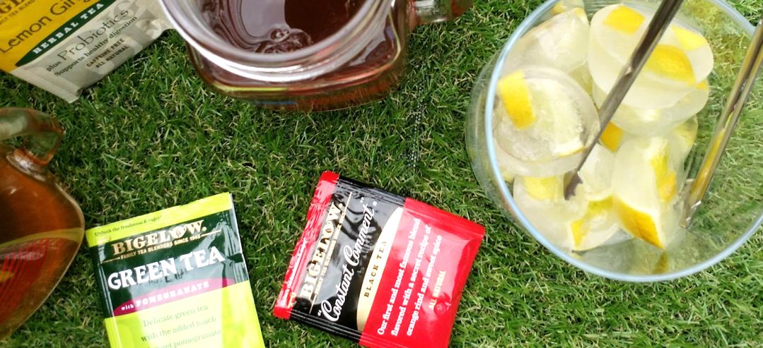 Iced Tea Bar + Creative Cubes