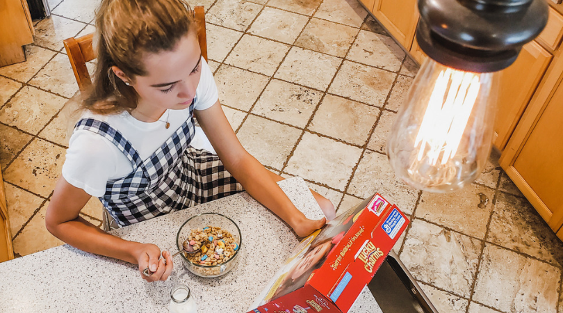 Stock up on General Mills Cereals & Support Children's Miracle Network Hospitals