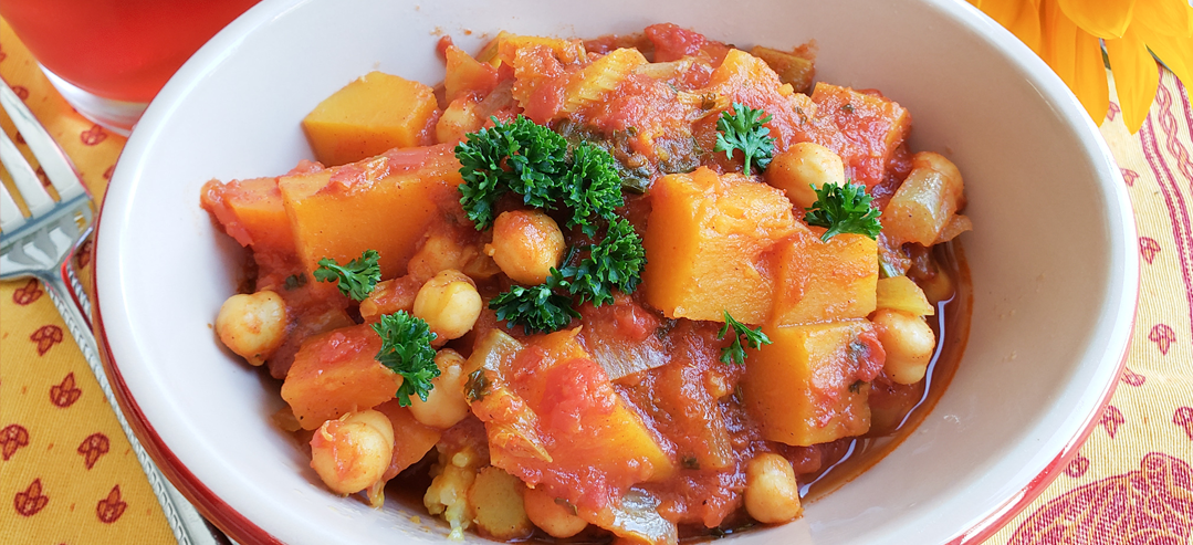 Tangy Vegetable Tagine