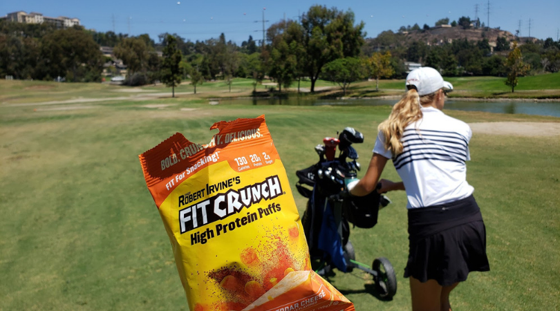 FITCRUNCH High Protein Puffs: Perfect for Families on the Go