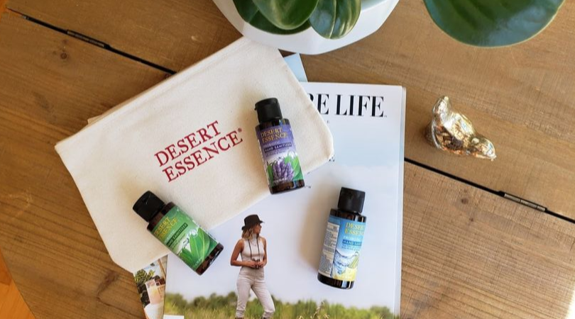 Desert Essence Probiotic Hand Sanitizer