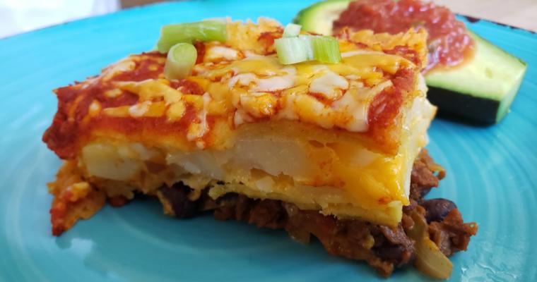 O'Enchiladas – An Irish Twist on Mexican Food