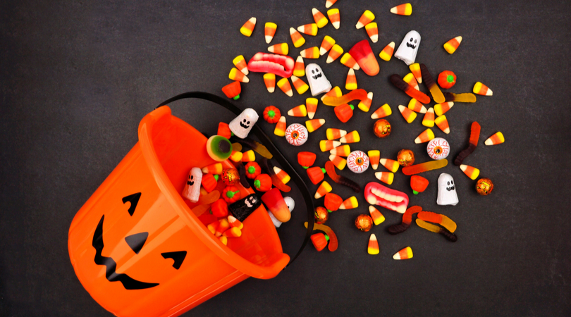 Making Healthier Halloween Candy Choices
