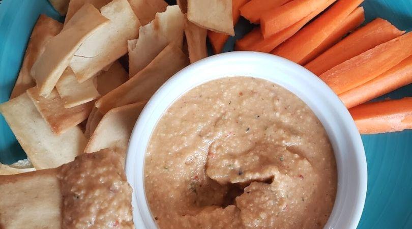 Chipotle (Adobo) Bean Dip Recipe