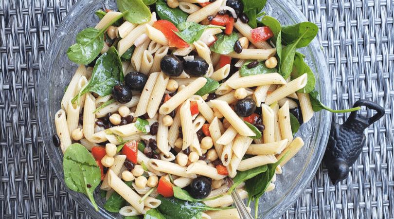 No Brainer Pasta Salad