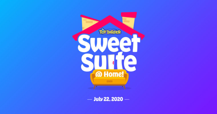 sweet suite @ home July 22, 2020