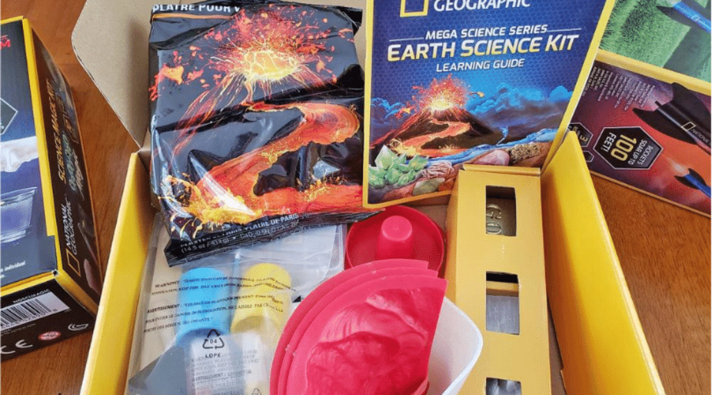 earth science kit STEM learning review