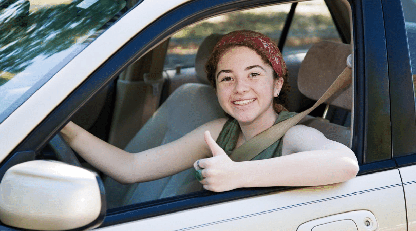 Teach your kids to be good drivers with these top tips