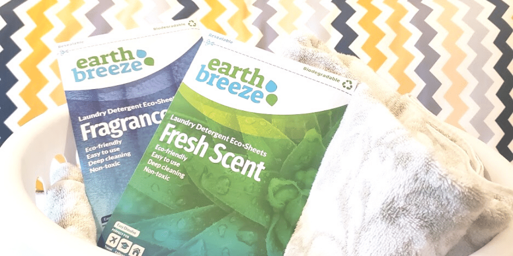 earth friendly eco laundry sheets