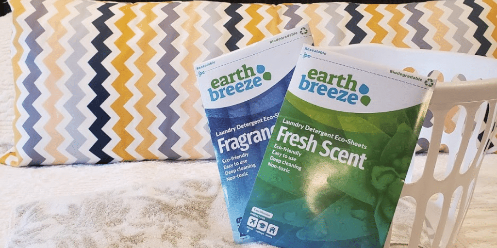 Earth Breeze Eco Friendly Laundry SHeets Review