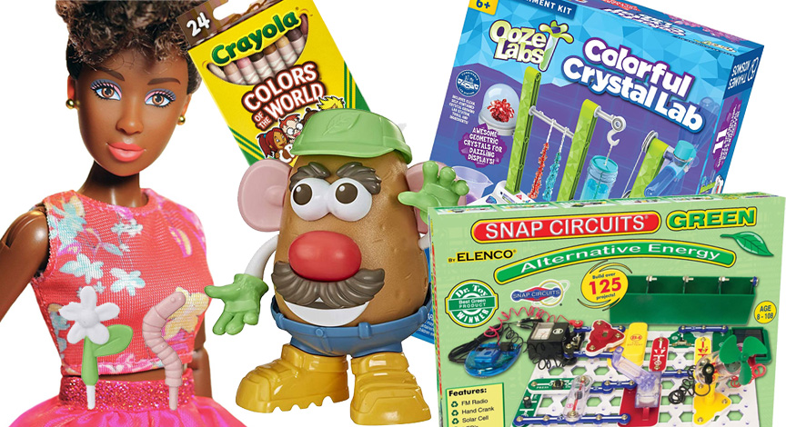 Educational, Sustainable & Socially Responsible Toys for 2020 Holiday Season