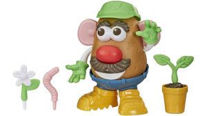 Mr. Potato Head Goes Green