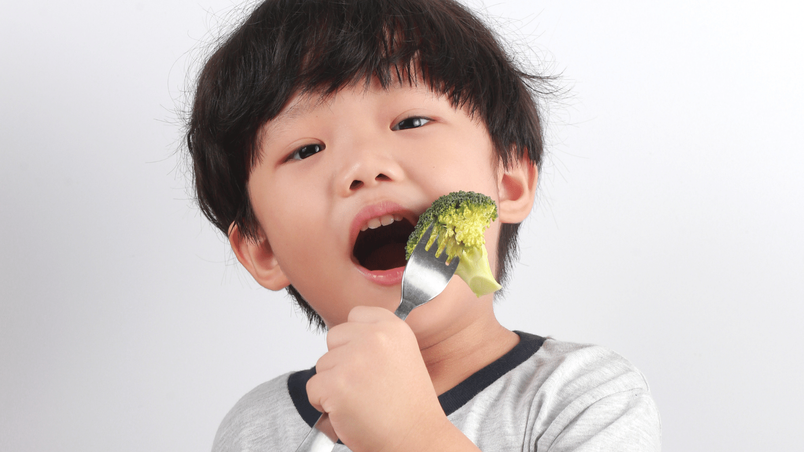 Tips for fussy eaters, how to broaden their horizons