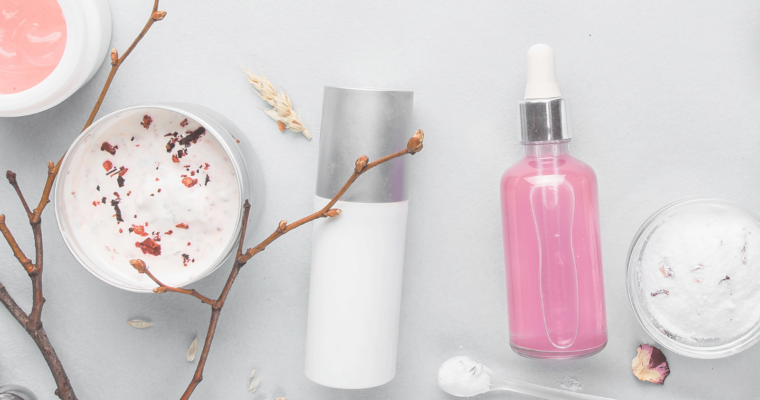 Natural Beauty Blogs & Products Round-up