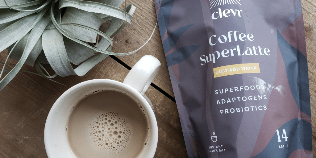 CLEVR: Morning Beverages with a Healthful Boost
