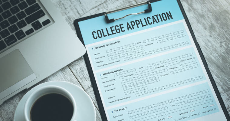 How to survive the college application process