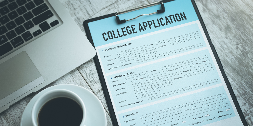 Tips to Survive the College Application Process