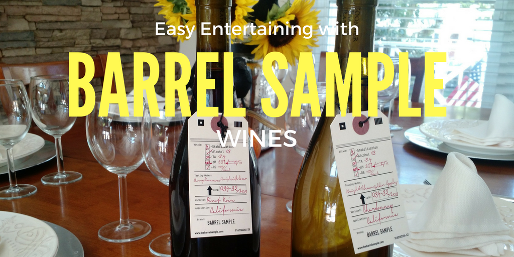 Barrel Sample Wines by Coomber Family Ranch Winery